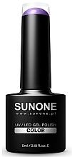 Perfumería y cosmética Esmalte gel de uñas, UV/LED - Sunone UV/LED Gel Polish Color