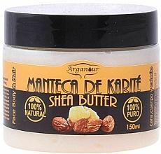 Perfumería y cosmética Manteca de karité para rostro, cuerpo y cabello - Arganour Shea Butter Face, Body & Hair