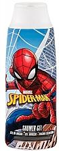Perfumería y cosmética Gel de ducha infantil - Marvel Spiderman Shower Gel