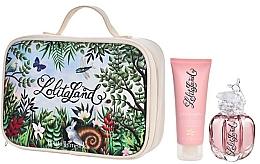 Perfumería y cosmética Lolita Lempicka Lolitaland - Set (eau de parfum/40ml + loción corporal/75ml + neceser)