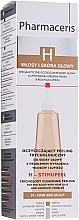 Perfumería y cosmética Exfoliante para cuero cabelludo anticaída del cabello con cafeína - Pharmaceris H-Stimupeel Trichology Cleansing Peel