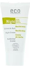 Perfumería y cosmética Crema de noche eco con aceite de granada y extracto de ginseng - Eco Cosmetics- Eco Cosmetics