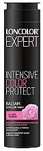 Perfumería y cosmética Bálsamo para cabello intensivo con aceite de Tsubaki, aroma floral - Loncolor Expert Intensive Color Protect Balsam