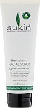 Perfumería y cosmética Exfoliante facial con aloe vera y escaramujo - Sukin Facial Scrub