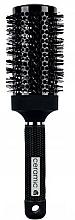 Perfumería y cosmética Cepillo térmico de pelo cerámico, 498739, 55mm - Inter-Vion Black Label Ceramic