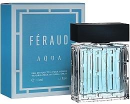 Perfumería y cosmética Feraud Aqua - Eau de toilette