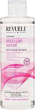 Perfumería y cosmética Agua micelar calmante para rostro, ojos y labios con pantenol para pieles secas y sensibles - Revuele Soothing Micellar Water