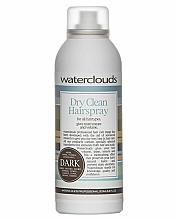 Perfumería y cosmética Champú seco en spray voluminizador - Waterclouds Volume Dry Clean Dark Hairspray
