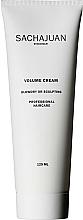 Perfumería y cosmética Crema para volumen de cabello de fijación fuerte con extracto de musgo carrageen - Sachajuan Stockholm Volum Cream