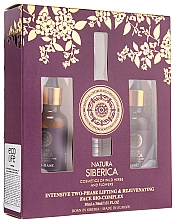 Perfumería y cosmética Set facial rejuvenecedor - Natura Siberica Anti-Age (bio-base/30ml + sérum/30ml)