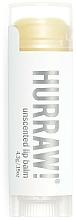 Perfumería y cosmética Bálsamo labial eco con vitamina E, sin aroma - Hurraw! Unscented Lip Balm Fragrance Free