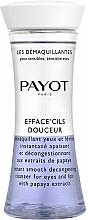 Perfumería y cosmética Payot Les Demaquillantes Efface Cils Douceur Instant Smooth Decongesting Cleanser - Desmaquillante facial bifásico con extracto de papaya