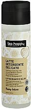 Perfumería y cosmética Leche facial limpiadora con altramuz blanco y morera - Bio Happy Face Milk Cleanser