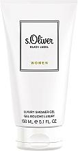 Perfumería y cosmética S.Oliver Black Label Women - Gel de ducha