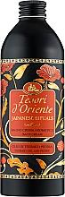 Perfumería y cosmética Tesori d`Oriente Japanesse Rituals - Crema de ducha perfumada con aceite de tsubaki y peonía