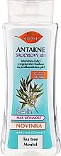Perfumería y cosmética Tónico facial regenerador con árbol del té y mentol - Bione Cosmetics Antakne Salicylic Spirit Tea Tree and Menthol