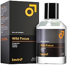 Perfumería y cosmética Beviro Wild Focus - Eau de colonia