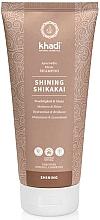 Perfumería y cosmética Champú iluminador con extracto de shikakai - Khadi Shampoo Shikakai Shine