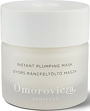 Perfumería y cosmética Crema de noche con ácido hialurónico y aceite de jojoba - Omorovicza Instant Plumping Cream