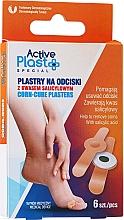 Perfumería y cosmética Parches para callos con ácido salicílico - Ntrade Active Plast Special Corn-Cure Plasters