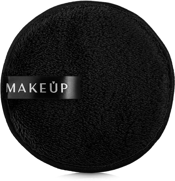 """Esponja limpiadora facial negra """"My Cookie"""" - MakeUp Makeup Cleansing Sponge Black"""