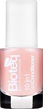 Perfumería y cosmética Tratamiento regenerante para uñas 10 en 1 - Bioteq Nail Conditioner 10in1