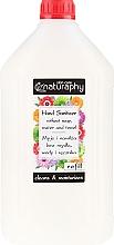 Perfumería y cosmética Gel limpiador de manos refrescante con alcohol - Bluxcosmetics Naturaphy Hand Sanitizer