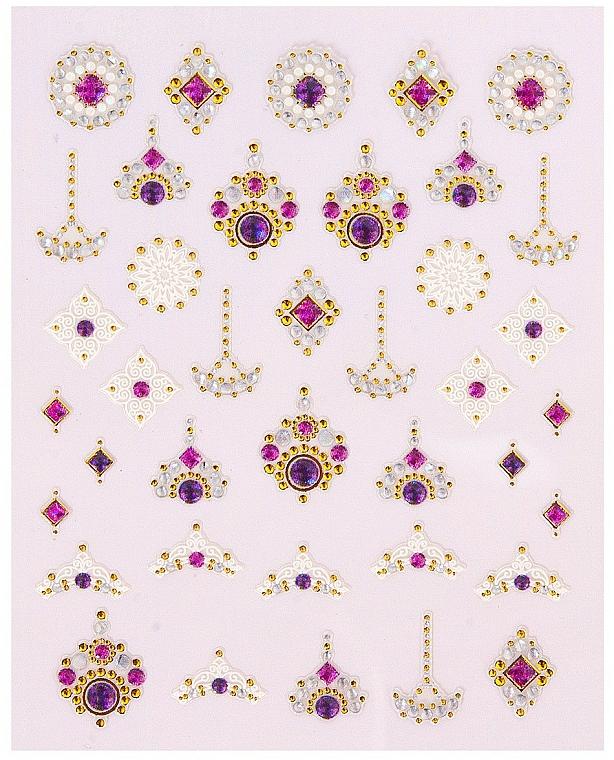 Stickers autoadhesivos para uñas - Peggy Sage Decorative Nail Stickers Luxury (1ud.)