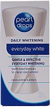 Perfumería y cosmética Pasta dental blanqueadora para dientes sensibles de uso diario - Pearl Drops Everyday White