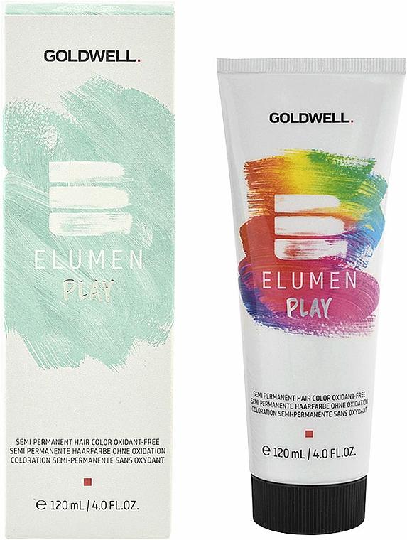 Coloración semipermanente de cabello sin oxidante - Goldwell Elumen Play Semi-Permanent Hair Color Oxydant-Free