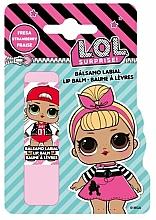 Perfumería y cosmética Bálsamo labial infantil con sabor a fresa - Lorenay LOL Surprise Strawberry Lip Balm
