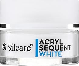 Perfumería y cosmética Polvo acrílico para extensión de uñas - Silcare Sequent LUX
