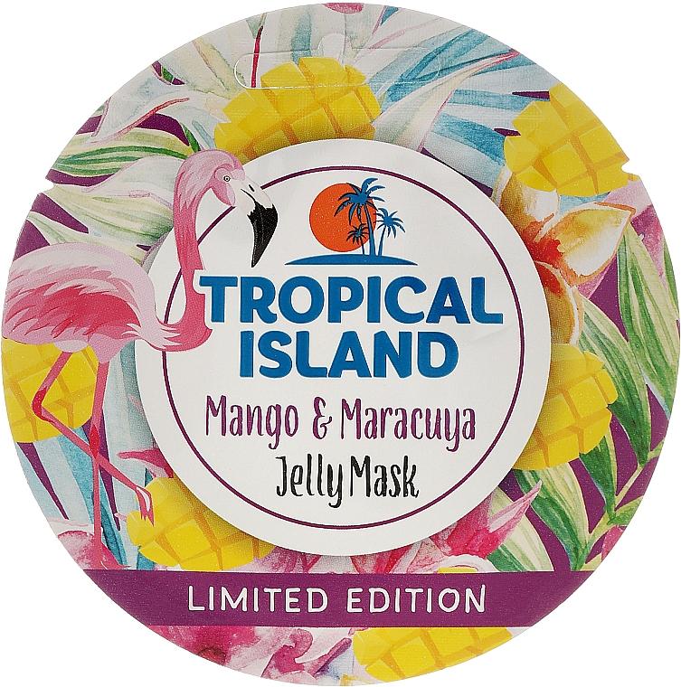 Mascarilla facial, Mango & maracuyá - Marion Tropical Island Mango & Maracuya Jelly Mask