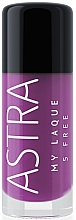 Perfumería y cosmética Esmalte de uñas - Astra Make-up My Laque 5 Free