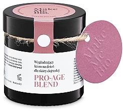 Perfumería y cosmética Crema facial para pieles maduras con manteca de karité, aloe vera y algas - Make Me BIO Anti-Aging Day