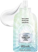 Perfumería y cosmética Crema facial iluminadora de larga duración - Beausta Whitening Tone-Up Cream