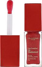 Perfumería y cosmética Aceite brillo de labios - Clarins Lip Comfort Oil Shimmer