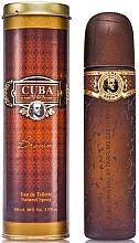Perfumería y cosmética Cuba Brown - Eau de toilette