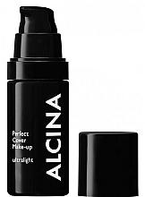 Perfumería y cosmética Base de maquillaje duradera, acabado satinado - Alcina Perfect Cover Make-up