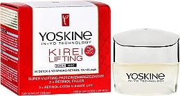 Perfumería y cosmética Crema facial con complejo de retinol - Yoskine Kirei Lifting 3 x Retinol Complex