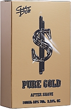 Chat D'or Pure Gold - Bálsamo aftershave — imagen N1