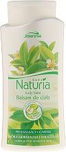 Perfumería y cosmética Bálsamo corporal con té verde - Joanna Naturia Body Balm