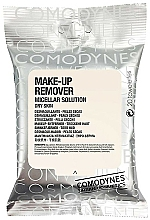 Perfumería y cosmética Toallitas húmedas desmaquillantes micelares, pieles secas - Comodynes Make-up Remover Micellar Solution