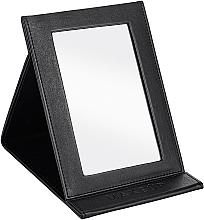 Perfumería y cosmética Espejo cosmético libreta, negro - MakeUp Tabletop Cosmetic Mirror Black