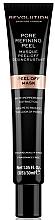 Perfumería y cosmética Mascarilla exfoliante facial con extractos de menta y salvia - Revolution Skincare Pore Refining Peel Off Mask