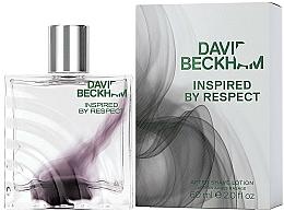 Perfumería y cosmética Loción aftershave - David Beckham Inspired by Respect