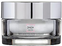 Perfumería y cosmética Mascarilla facial con ácido glicólico y yogur de soja - Fontana Contarini Glycolic Acid Face Mask