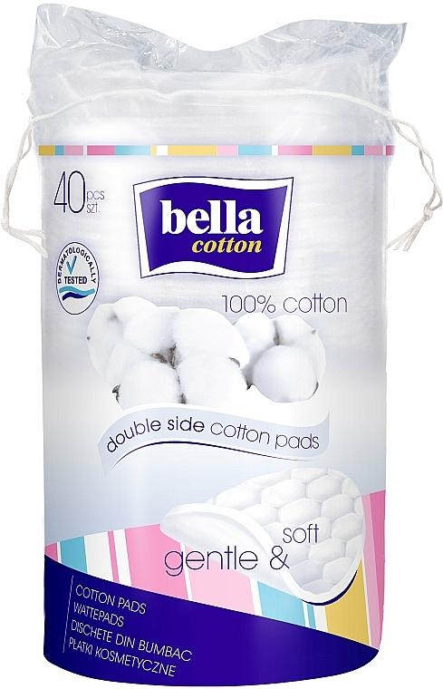 Discos desmaquillantes - Bella Cotton Duo-Wattepads