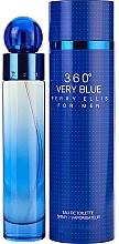 Perfumería y cosmética Perry Ellis 360 Very Blue - Eau de toilette