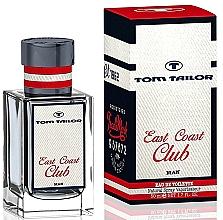 Perfumería y cosmética Tom Tailor East Coast Club Man - Eau de toilette